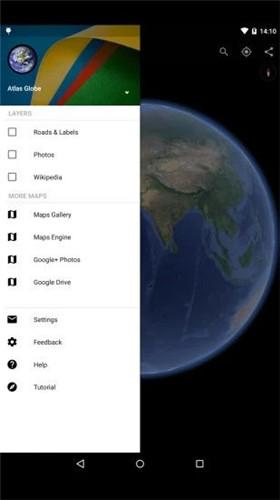 谷歌地球1