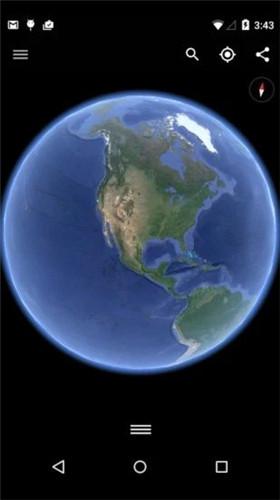谷歌地球4