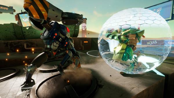 践踏2:超级机甲联盟绿色版