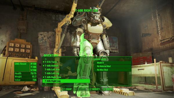辐射4绿色版