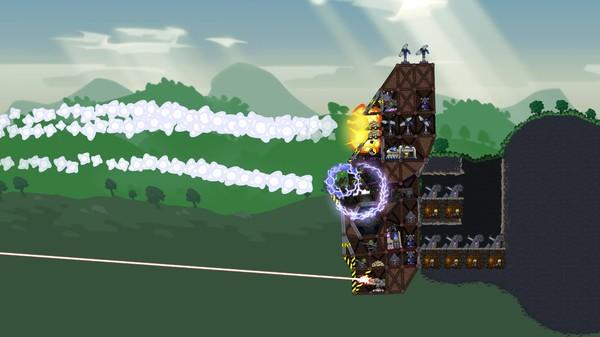 进击!要塞!绿色版