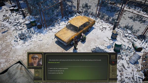 核爆RPG:特鲁多格勒绿色版