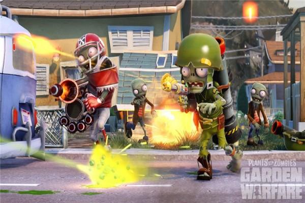 植物大战僵尸花园战争游戏下载