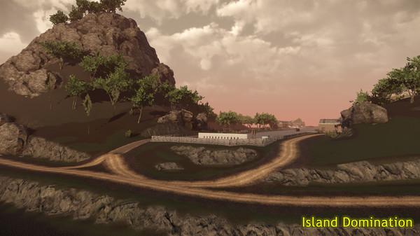 岛屿统治绿色版