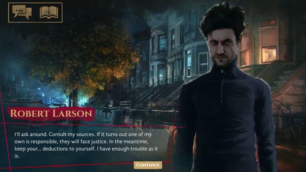 吸血鬼:纽约同僚官方版