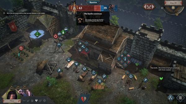 征服的荣耀:围城汉化版