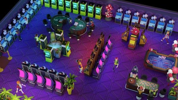 维加斯赌场大亨绿色版