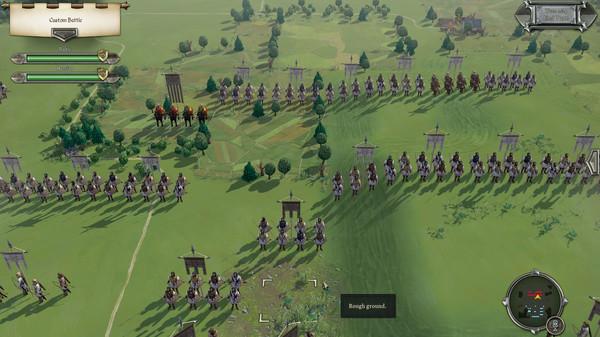 荣耀战场2:中世纪绿色版