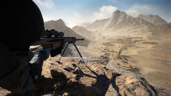 狙击手:幽灵战士契约2绿色版
