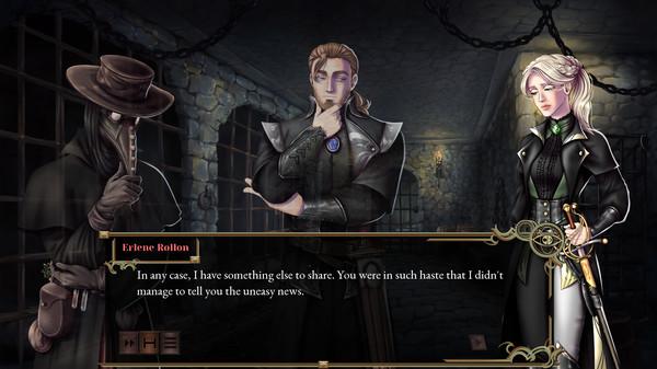 雷维尼亚死王之谜免费版