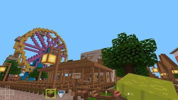 沙盒工艺3D世界1