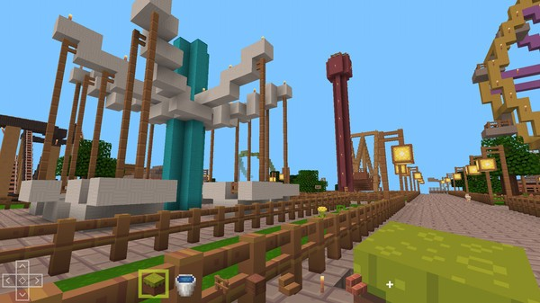 沙盒工艺3D世界4
