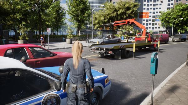 警察模拟器:巡警绿色版