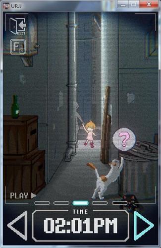 小巷子里的秘密事情游戏3