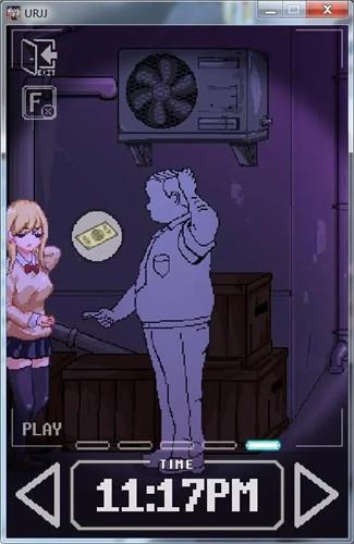 小巷子里的秘密事情游戏2
