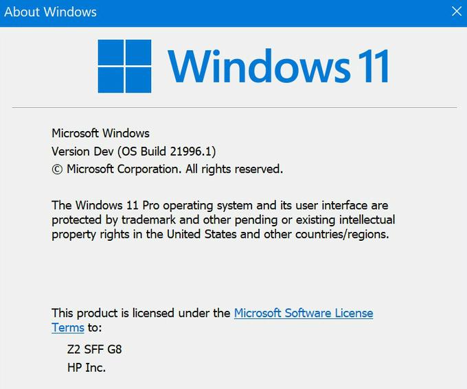 Windows11稳定版