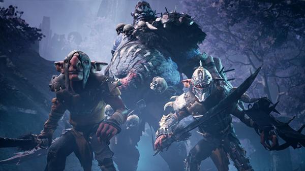 龙与地下城:黑暗联盟游戏