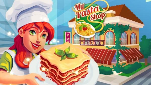 我的意大利面店2