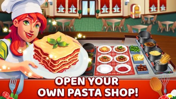 我的意大利面店4