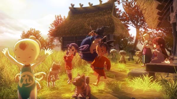 天穗之咲稻姬中文版