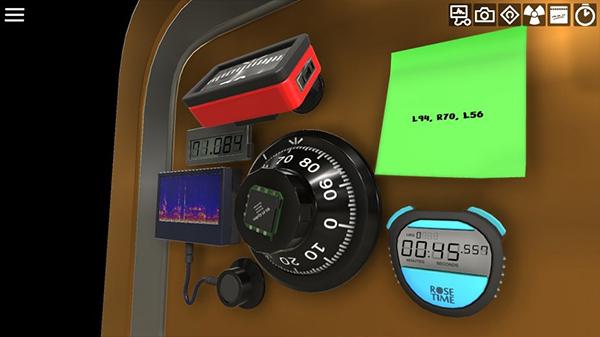 苏菲的保险箱开锁模拟器游戏