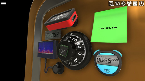 苏菲的保险箱开锁模拟器中文汉化版