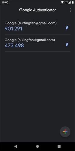 谷歌验证器1