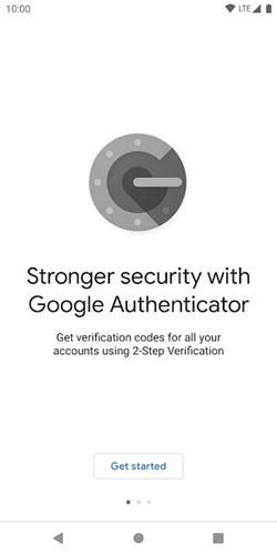 谷歌验证器4