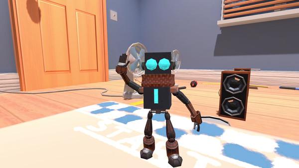 训练你的迷你机器人绿色版