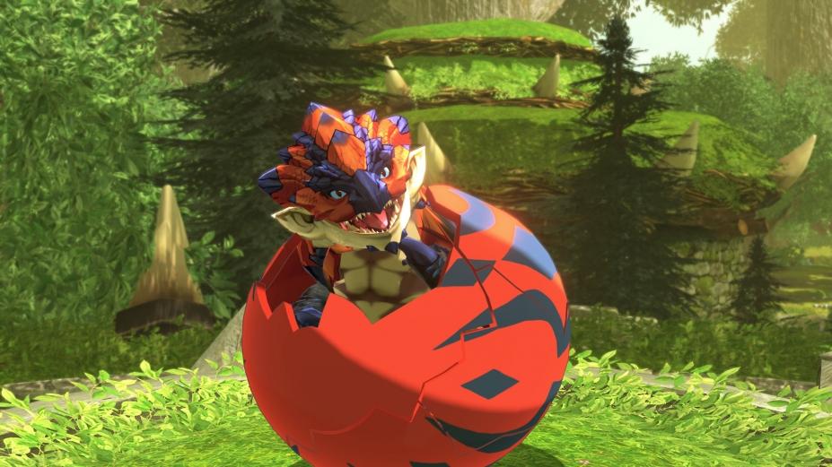 怪物猎人物语2:破灭之翼steam正版分流