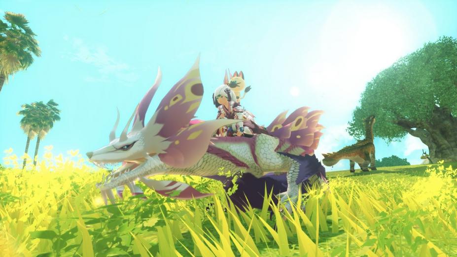 怪物猎人物语2:破灭之翼官方中文版