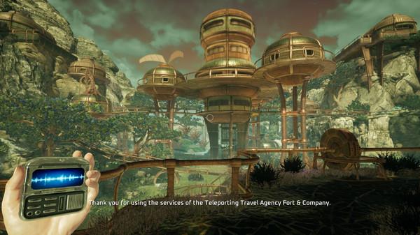 复仇女神:神秘之旅3绿色版