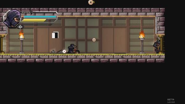 像素忍者:九魔狩官方版