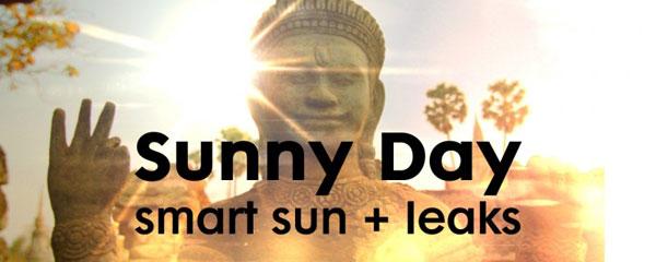 AEscripts Sunny Day(AE太阳光特效插件)