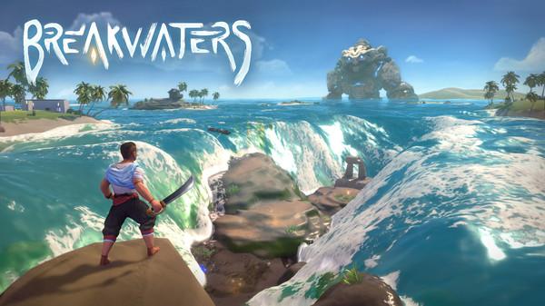 Breakwaters绿色版