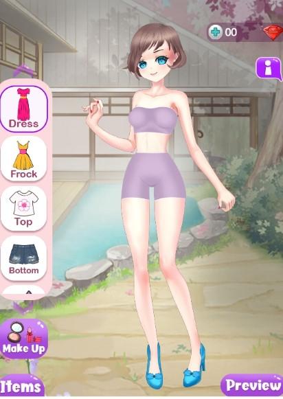 动漫公主装扮最新版