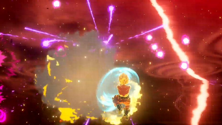 龙珠Z:卡卡罗特整合DLC