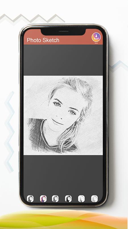 素描照片编辑器app