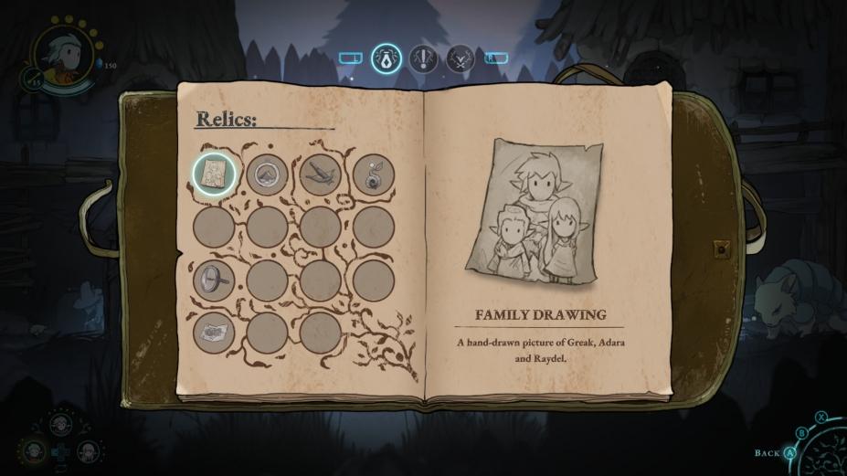 格雷克大冒险:阿祖儿的回忆游戏
