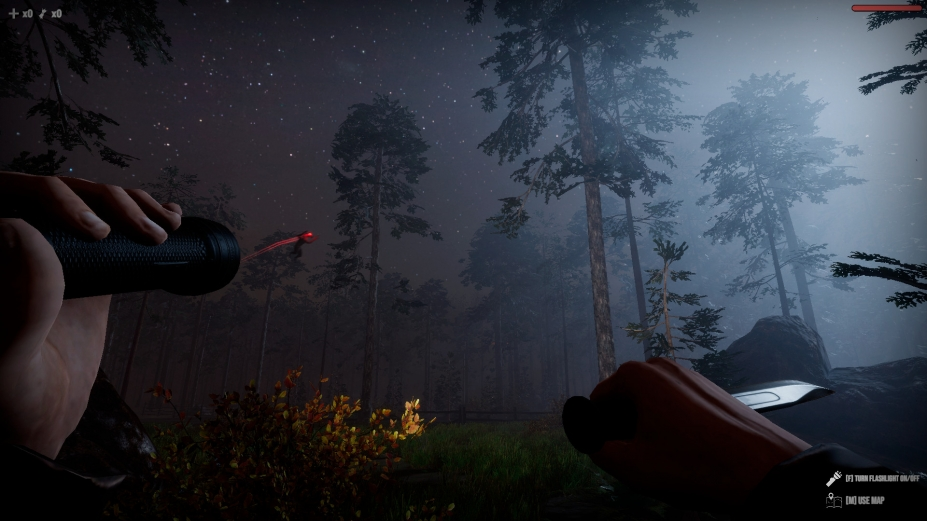 卓柏卡布拉:夜幕狩猎游戏